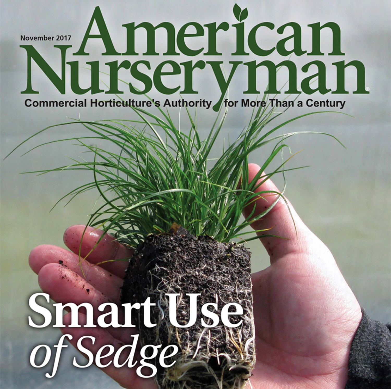 Articles from major nursery industry publications