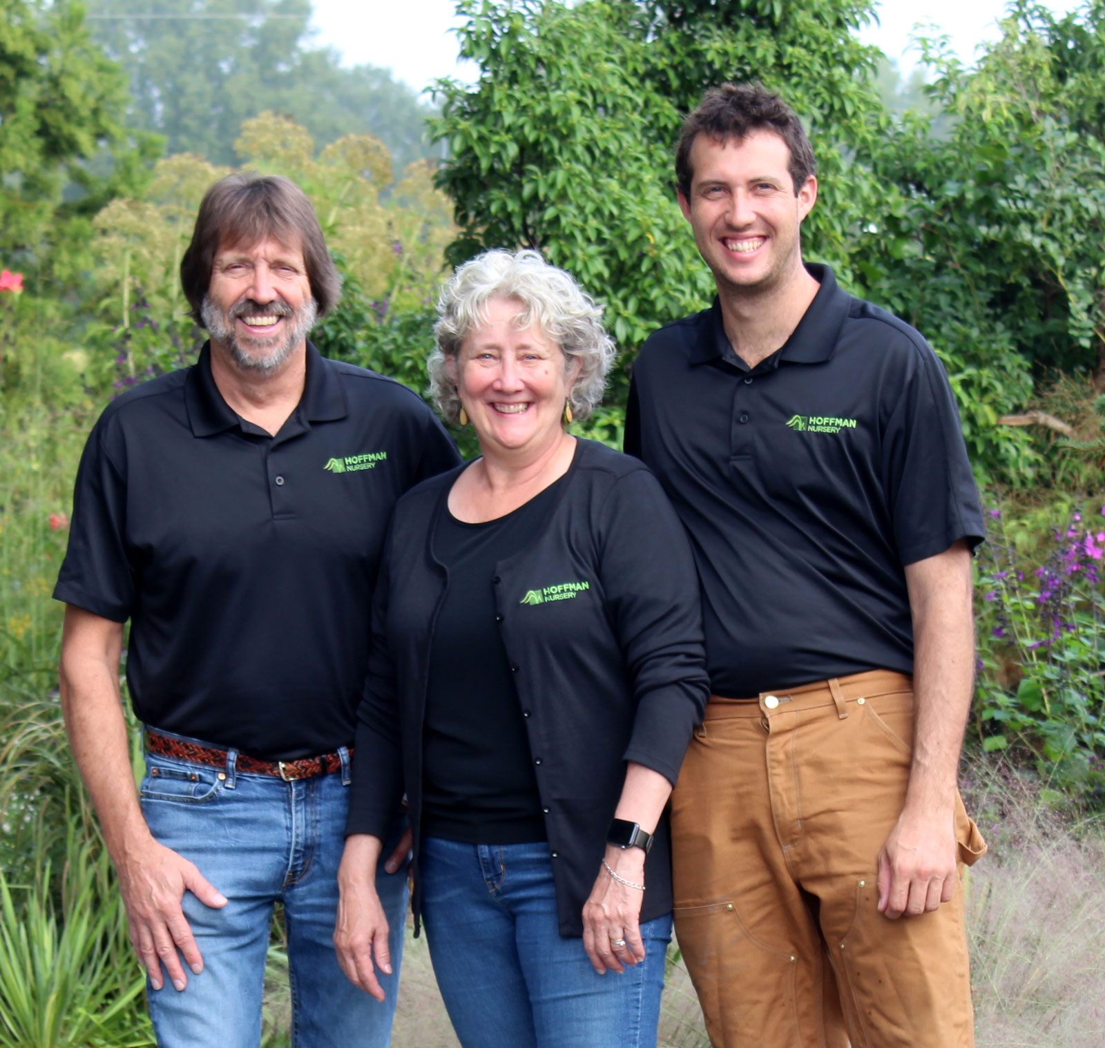 Hoffmans Honored by Perennial Plant Association