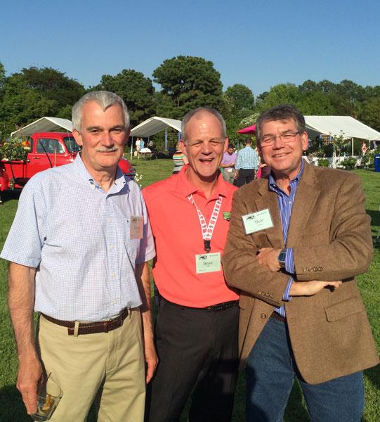 Former JCRA directors