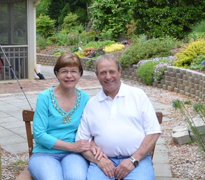 Ted & Linda Bilderback