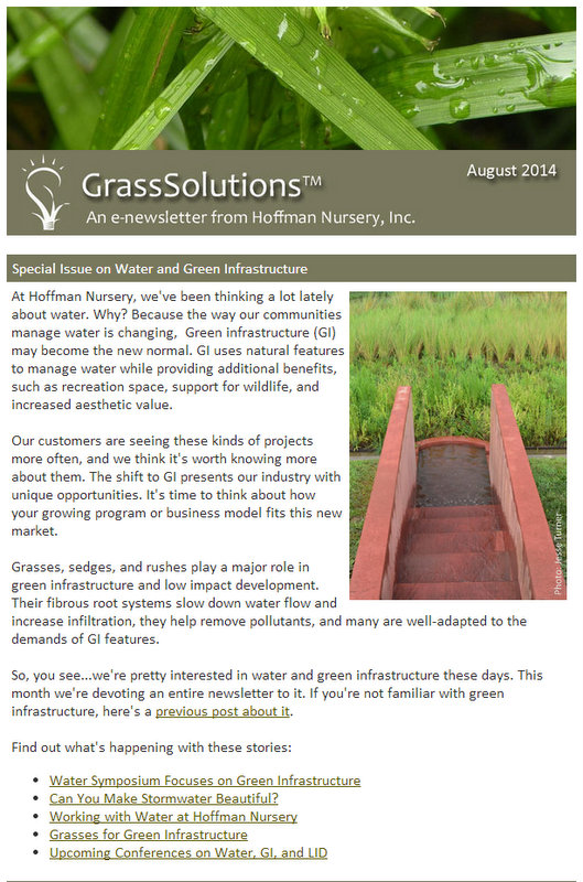 GrassSolutions: Special Water Issue