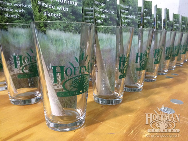 Every student at the idetnification event recieved an HNI glass