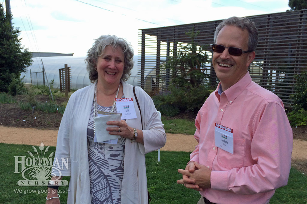 Gala2015. Jill Hoffman and John Dole