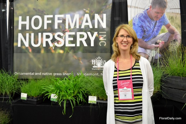 Our Marketing Director, Shannon Currey, was one of five presenters who talked about green infrastructure and the green industry. She focused on grasses and sedges for these kinds of projects and the opportunities this emerging field offers to our industry.