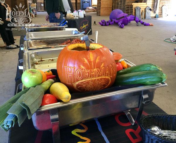 Hoffman Nursery pumpkin