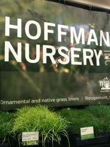 Hoffman Nursery booth at MANTS